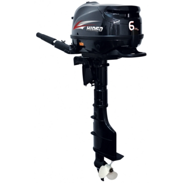 HIDEA 6 HP Outboard Engine, Short Shaft