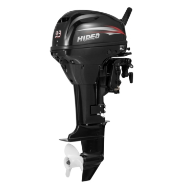 HIDEA 9.9 HP Outboard Engine, Short Shaft
