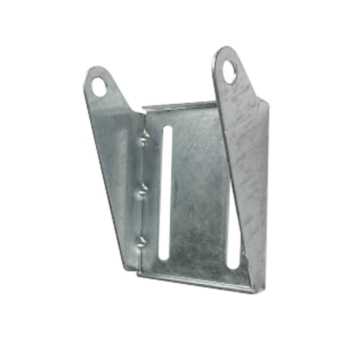 C.E. Smith Galvanized Panel Bracket Assembly