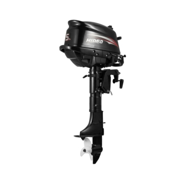 HIDEA 5 HP Outboard Engine, Short Shaft