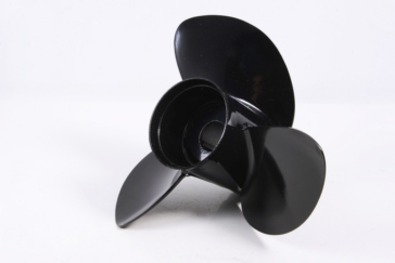 Turning Point Hustler Propeller Honda, Johnson/Evinrude - Aluminium