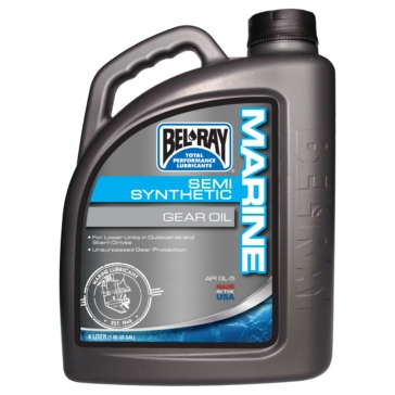 4 L BEL-RAY Semi-Synthetic Gear Oil