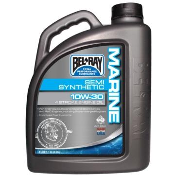 Bel-Ray 4-Stroke Semi-Synthetic Motor Oil 4 L