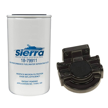 Sierra Fuel Water Separator Set