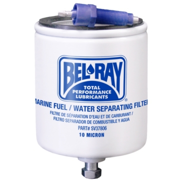 BEL-RAY SV37806 Fuel Water Separator