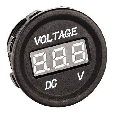 SEA DOG Digital Volt Meter