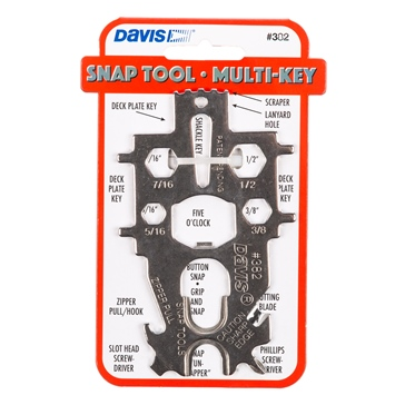 Davis Multi-Key Plate 733848