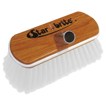 STAR BRITE Wood Brush - Stiff