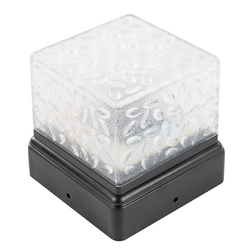 TAYLOR MADE Square Post Light ICE
