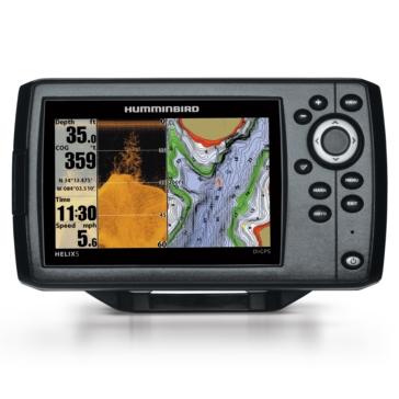 HUMMINBIRD Helix 5 CHIRP DI GPS G2 - Carte Navionics