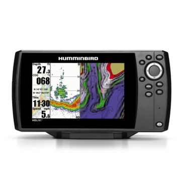 HUMMINBIRD Helix 7 CHIRP GPS G2 - Navionics Card