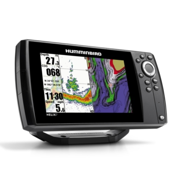 HUMMINBIRD Helix 7 CHIRP GPS G2N - Carte Navionics