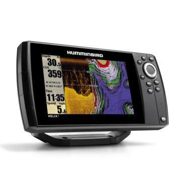 HUMMINBIRD Helix 7 CHIRP DI GPS G2N - Navionics Card