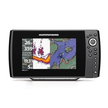 HUMMINBIRD Helix 9 CHIRP GPS G2N