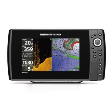 Helix 9 CHIRP DI GPS G2N HUMMINBIRD