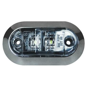 T-H Marine Lumière de courtoisie LED