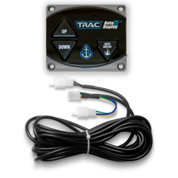 TRAC OUTDOOR Anchor Winch 2nd Switch Kit