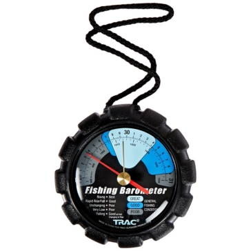 Trac Outdoor Fishing Barometer