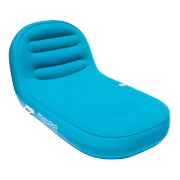 SUN COMFORT AIRHEAD Cool Suede Chaise Lounge Tube