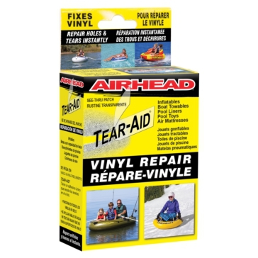 AIRHEAD Vinyl Repair Patch Kit  - Tear-Aid