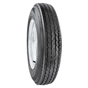 KIMPEX P837 Trailer Tire and Wheel Set