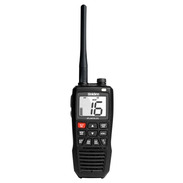 Uniden Atlantis 275 Handheld VHF Radio