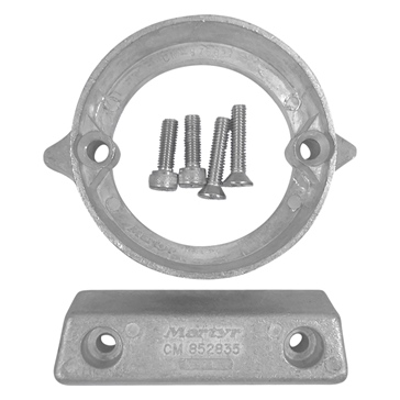 MARTYR Magnesium Anode Kit Fits Volvo