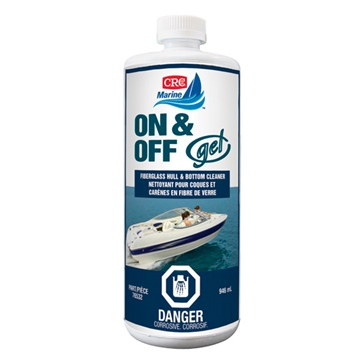 CRC On & Off Gel Hull Cleaner 946 ml