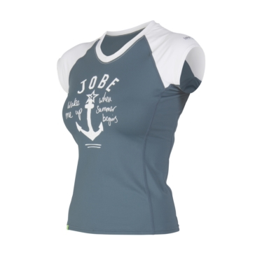 T-shirt Rash Guard, Femme JOBE