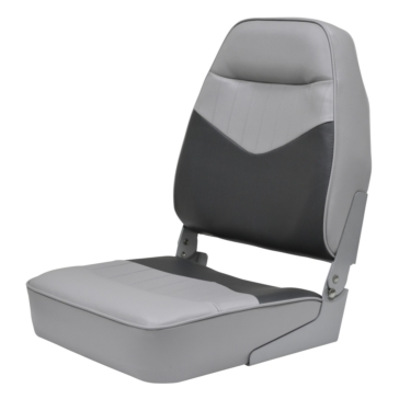 High-back fold-down seat WISE Fishing Boat Seats Cuddy