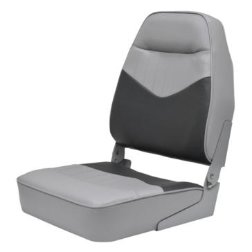 High-back fold-down seat WISE Fishing Boat Seats Cuddy