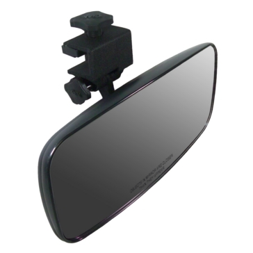 "Clip-on CIPA 7"" x 14"" Convex Mirror"