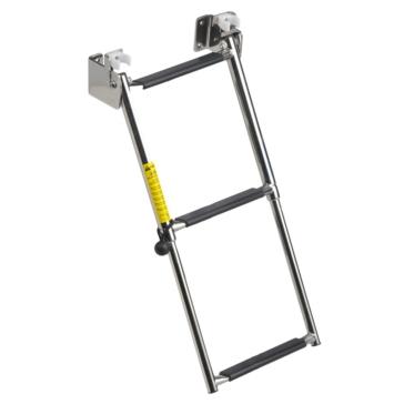 GARELICK Telescoping Transom Ladder Telescopic - 3