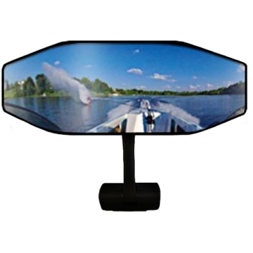 Clip-on CIPA Mirror Oval