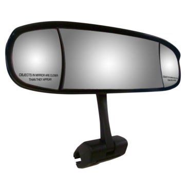 "Clip-on CIPA Mirrors 7""x20"""