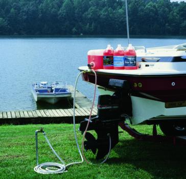 Ensemble de dérivation pour hivérisation de bateau DIY CAMCO