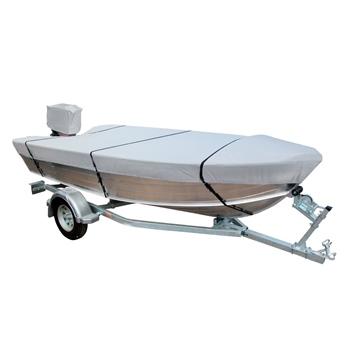 Kimpex Housse de protection de bateau de pêche à fond en V