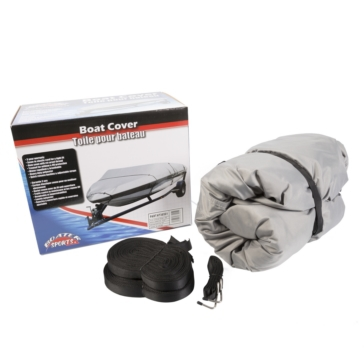 BOATER SPORTS Fish and Ski Boat Cover