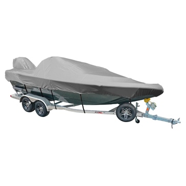 Kimpex Aluminium Fishing Boat Cover with Side Console