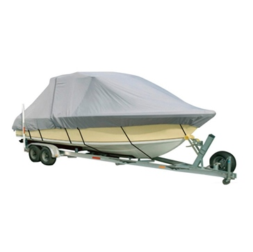 Boat KIMPEX Aluminium Fishing Boat Cover with Windshield