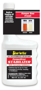Liquid STAR BRITE EZ to Store Gas 8 oz
