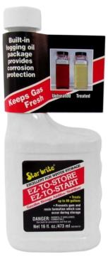 Stabilisateur pour essence de carter 16 oz STAR BRITE Liquide