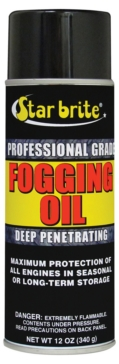 STAR BRITE Storage Fogging Oil for 2 & 4 Cycle Engines