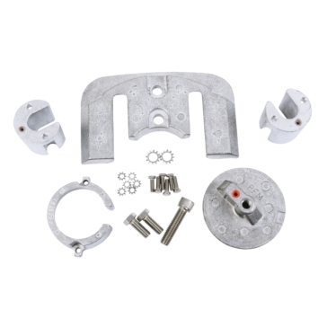 PERFORMANCE METAL Bravo 1 Sacrificial Anode Kit Fits Mercury