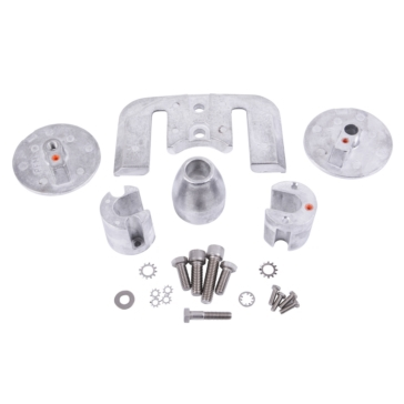 Mercury PERFORMANCE METAL Bravo 3 Sacrificial Anode Kit