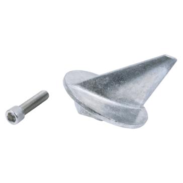Anode stabilisatrice PERFORMANCE METAL Mercury