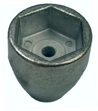 PERFORMANCE METAL Prop Anode Fits Mercury