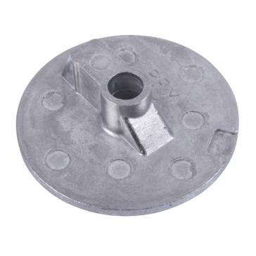 Plaque, anode stabilisatrice (aucun filet) PERFORMANCE METAL Mercury