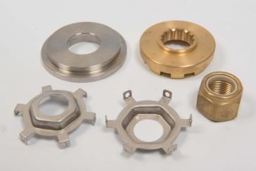 SOLAS Propeller Hardware Kit Mercury - E
