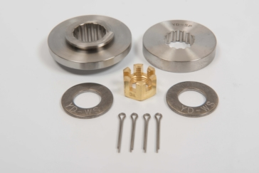 Yamaha - D SOLAS Propeller Hardware Kit